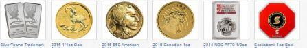 Capturaeebay monedas de oro