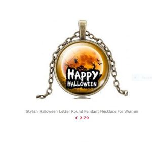 logo halloween accesorio